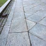 Vackra material, stenläggning, kvalitet, hållbarhet