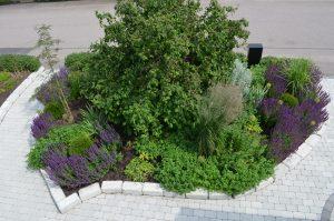 Trädgårdsarkitektur, Trädgårdsdesign, Ny entré, Entréträdgård