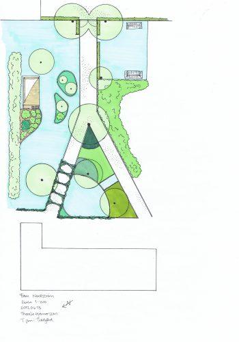 Trädgårdsdesign, Trädgårdsarkitektur, Formgivning, Pergola