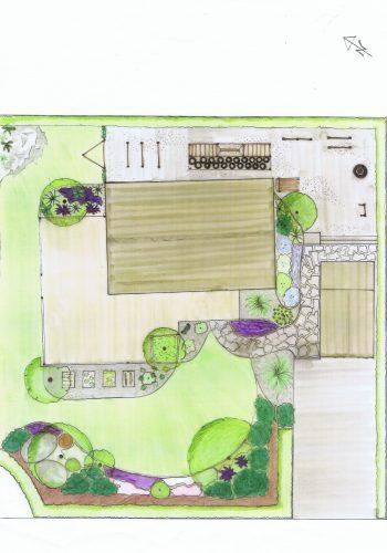 Träningsträdgård, Trädgårdsdesign, Trädgårdsarkitektur, Ätbart